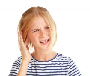 treat ear infection with chiropractic care